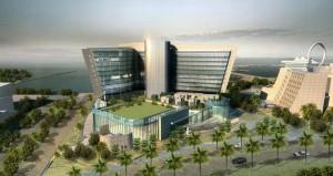 Welcome to the Hilton Shenzhen Shekou Hotel!